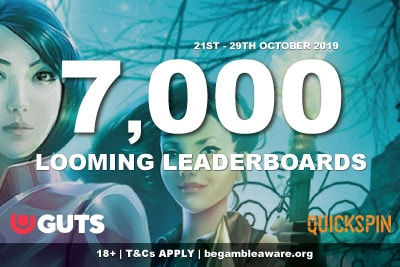 7K GUTS Casino Promotion