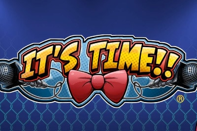 Its Time Mobile Slot Logo