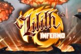 Liliths Inferno Mobile Slot Logo