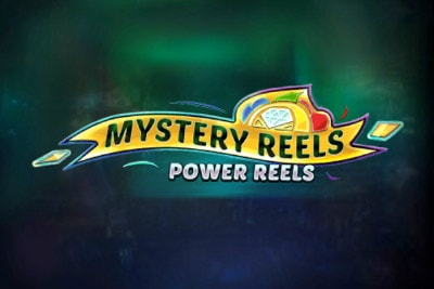 Mystery Reels Power Reels Mobile Slot Logo