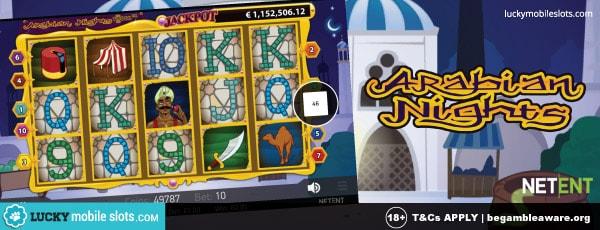 Arabian Dream Slot Machine