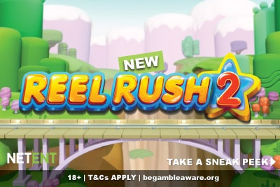 New NetEnt Reel Rush 2 Slot Coming Soon