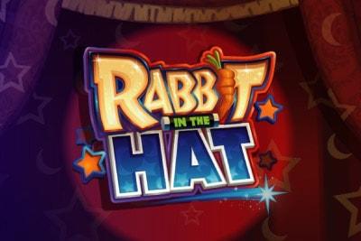 Rabbit In The Hat Mobile Slot Logo
