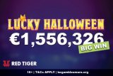 Red Tiger Lucky Halloween Slot Big Win