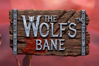 The Wolfs Bane Mobile Slot Logo