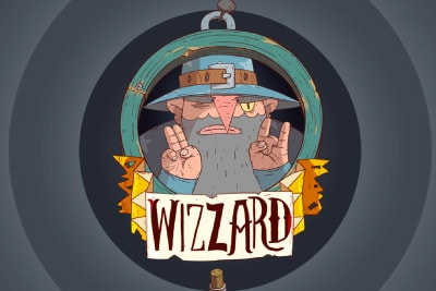 Wizzard Mobile Slot Logo