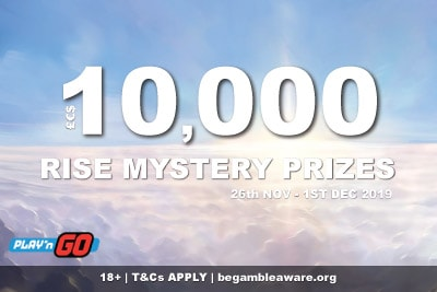 Win A Share of €£$10,000 In Real Cash Prizes