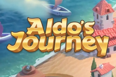 Aldo's Journey Mobile Slot Logo