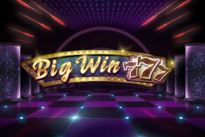 Big Win 777 Mobile Slot Logo