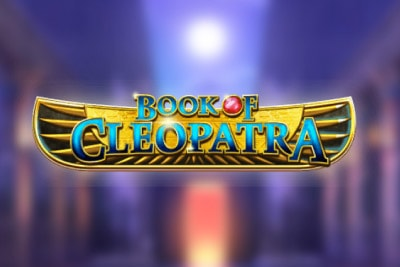 Book of Cleopatra Mobile Slot Logo