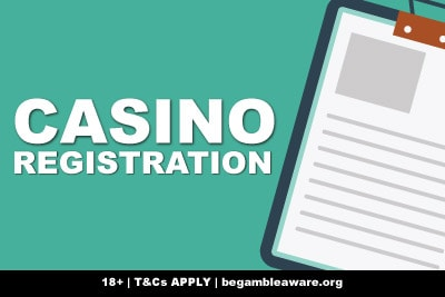 How To Register To An Online Casino For The First Time