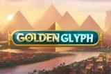 Golden Glyph Mobile Slot Logo