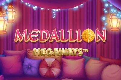 Medallion Megaways Mobile Slot Logo