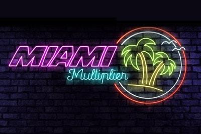 Miami Multiplier Slot Logo