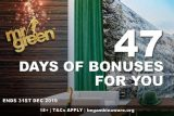 47 Mr Green Casino Christmas Bonuses For You