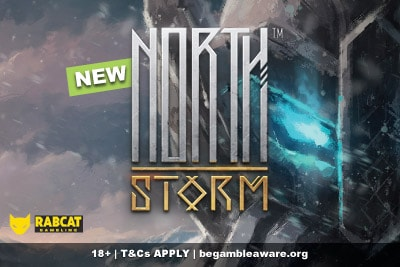 New Rabcat North Storm Mobile Slot
