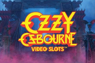Ozzy Osbourne Mobile Slot Logo