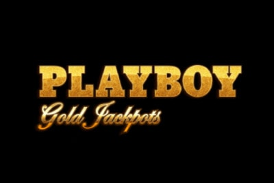 Playboy Gold Jackpots Mobile Slot Logo