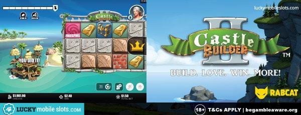 Mobile castle builder rabcat slot game tampa club