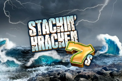 Stacking Kraken 7s Mobile Slot Logo