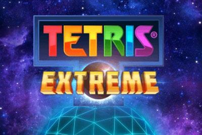 Tetris Extreme Mobile Slot Logo
