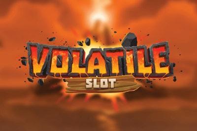 Volatile Slot Mobile Slot Logo