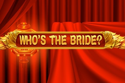 Who's The Bride Mobile Slot Logo