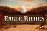 Eagle Riches Mobile Slot Logo