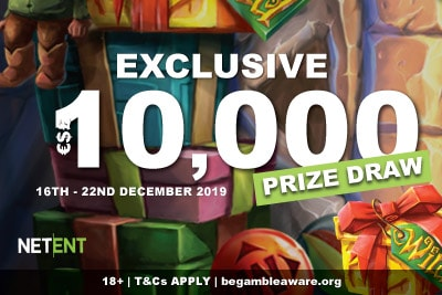 Enter The Exclusive Casumo Casino Cash Prize Draw