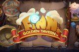 Finn's Golden Tavern Mobile Slot Logo