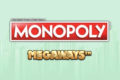 Monopoly Megaways Mobile Slot Logo