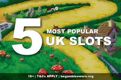 Most Popular UK Slots Online To Play