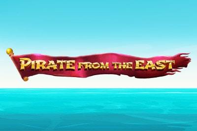 Pirate Of The East Mobile Slot Logo