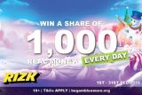 Win Real Money In The Rizk Casino Christmas Promo