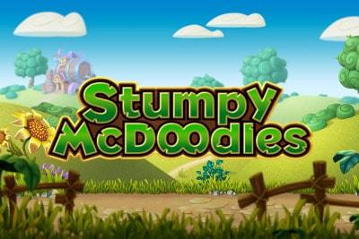 Stumpy McDoodles Mobile Slot Logo