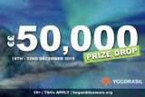 Win Your Share of 50K Playing Yggdrasil Slots
