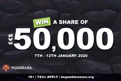 Win Your Share of 50,000 In Real Money