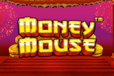 Money Mouse Mobile Slot Logo