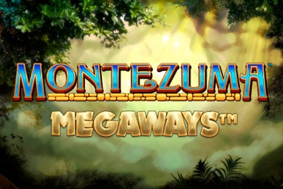 Montezuma Megaways Mobile Slot Logo