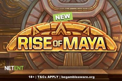 New Rise of Maya Mobile Slot Coming Feb 2020