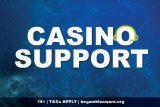 Online Casino Customer Support Queries
