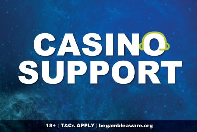 Online Casino Customer Support Queries