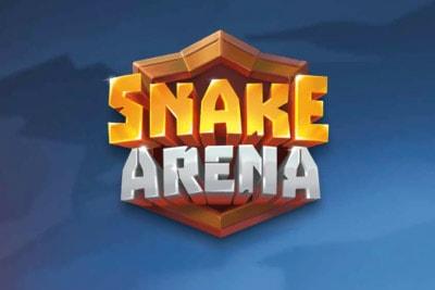 Snake Arena Mobile Slot Logo