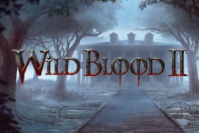 Wild Blood 2 Mobile Slot Logo