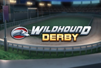 Wildhound Derby Mobile Slot Logo
