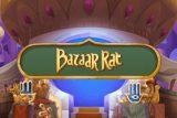 Bazaar Rat Mobile Slot Logo
