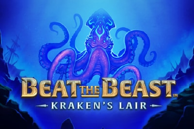 Beat The Beast Mobile Slot Logo