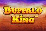 Buffalo King Mobile Slot Logo