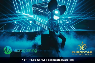 Deadmau5 Teams Up With Microgaming & Eurostar Studios