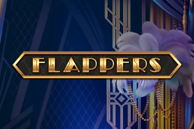 Flappers Mobile Slot Logo
